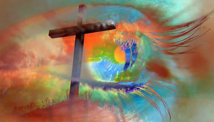Poniendo la mirada en cristo