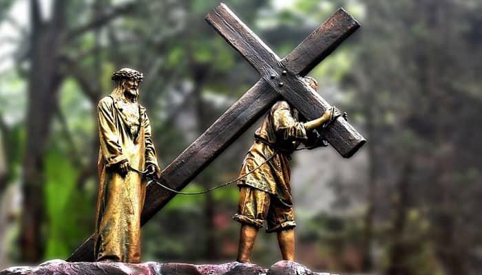 La locura de la cruz