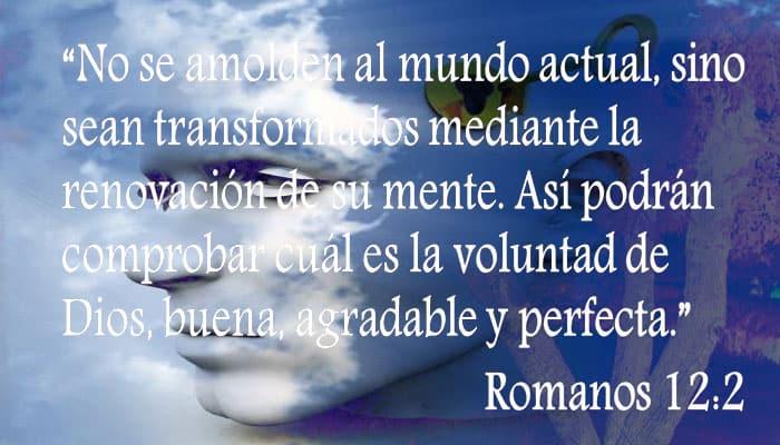Explicación de romanos 12:2