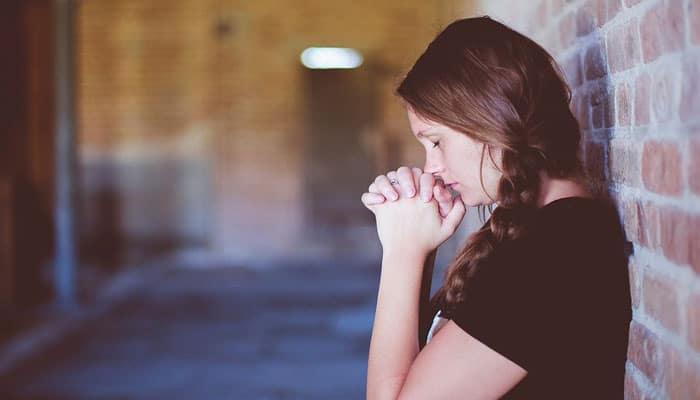 Oraciones en la biblia