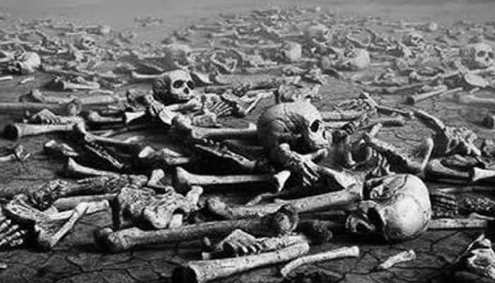 Valle de huesos secos