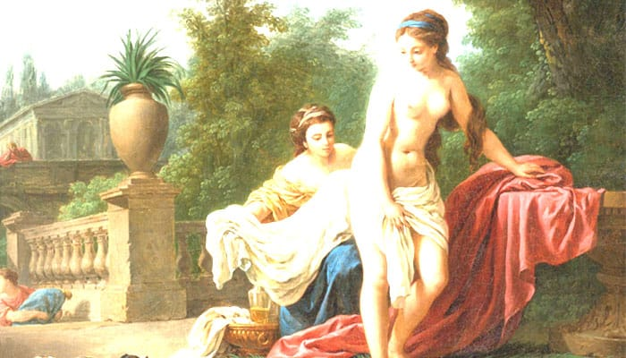 Betsabé: Madre de Salomón