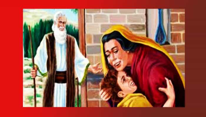 Dios resucita al hijo de la viuda