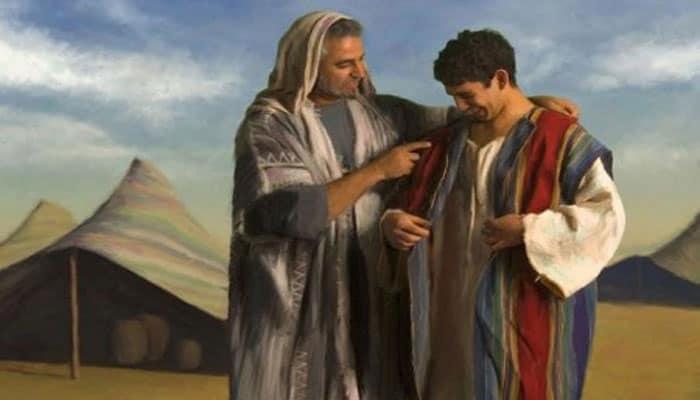 La primera Túnica de José: El regalo de su padre