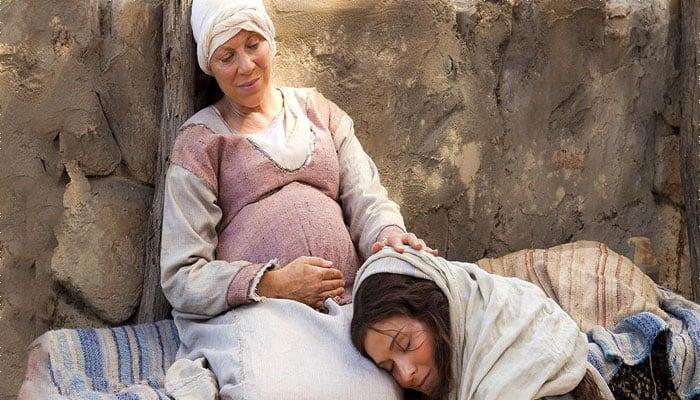 Elizabeth fué una de las mujeres en la biblia que marcaron la diferencia