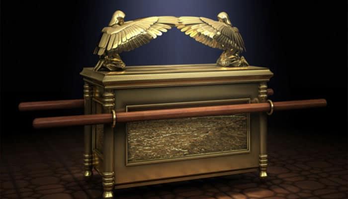 Caja del tabernáculo