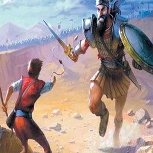 David: uno de los más conocidos héroes de la fe