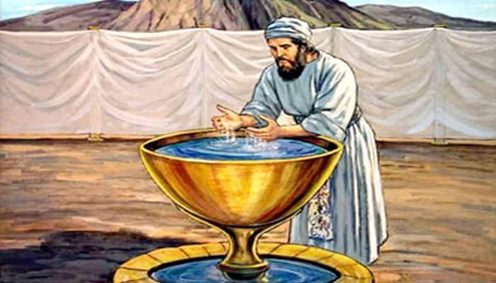 Fuente del tabernáculo