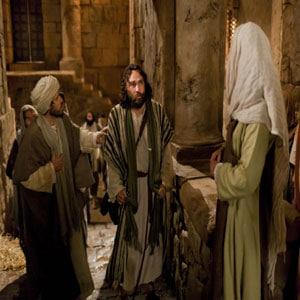 Pedro se mantuvo firme y notó su culpa en la muerte de Cristo