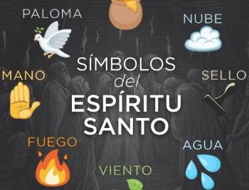 Los 7 Símbolos Del Espíritu Santo, Simbología Bíblica
