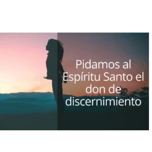 Discernimiento Del Espíritu