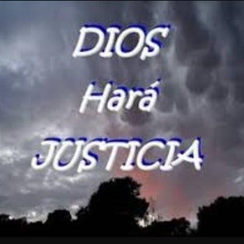 Dios me hará justicia