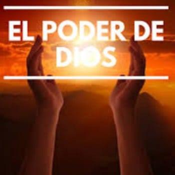 El poder de Dios en ti