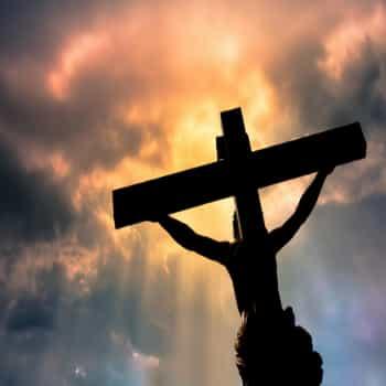 Mi tema principal Jesucristo Crucificado