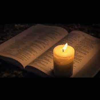 Lámpara es a mis pies tu palabra
