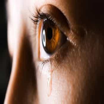 Las lágrimas conmueven a Jesús