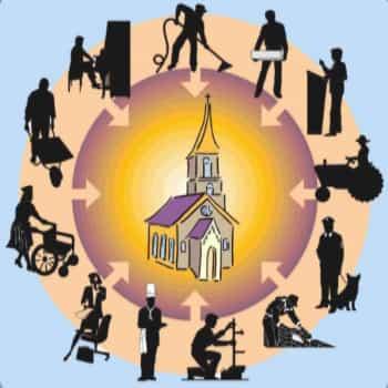 Cinco tipos de personas que podemos ver en la iglesia