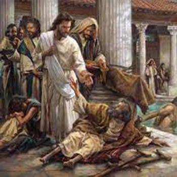 Ejemplos de sanidad en la biblia