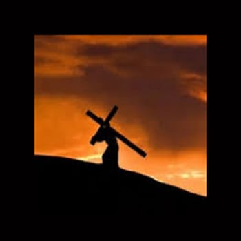 Tome su cruz y sígame