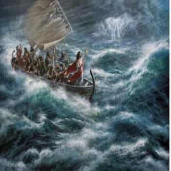 Deja que Jesús suba a tu barca