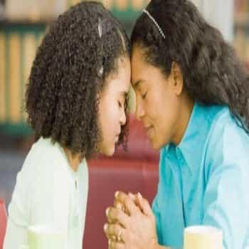 El impacto de las madres sobre sus hijos en el cristianismo