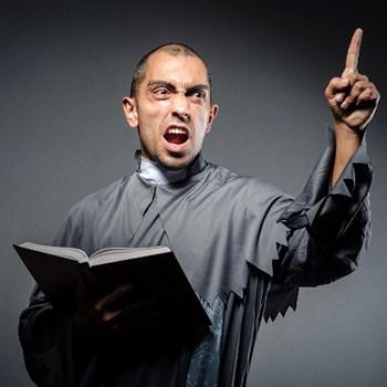Qué es un Anatema según la biblia