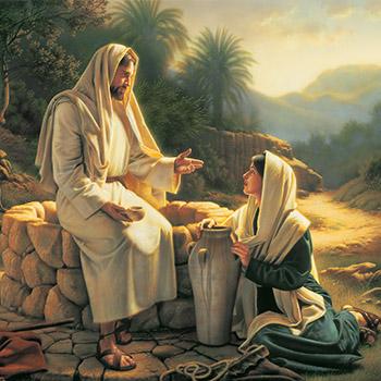 La mujer samaritana