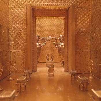 Habitación Sagrada del templo