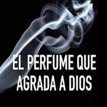 Símbolo De Olor Y Fragancia Un Perfume Para Dios